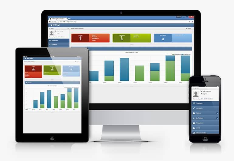 SMSEagle: Hardware SMS Gateway